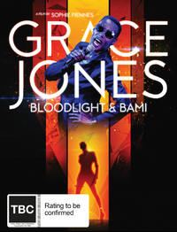 Grace Jones: Bloodlight and Bami on DVD