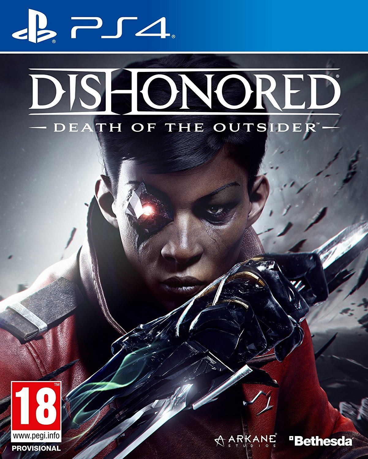 Dishonored: Death of the Outsider for PS4 image