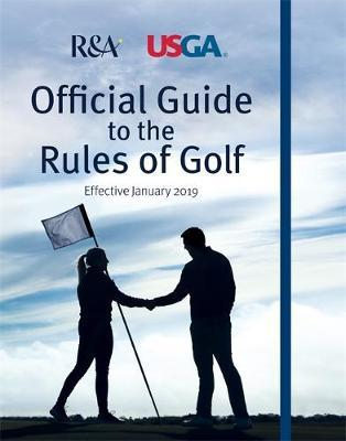 Official Guide to the Rules of Golf by RA