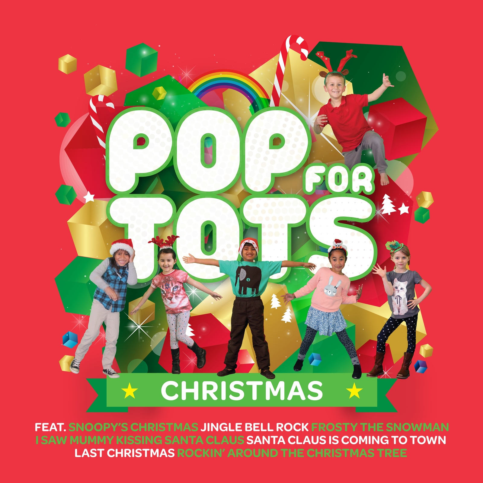 Pop For Tots - Christmas by Various image