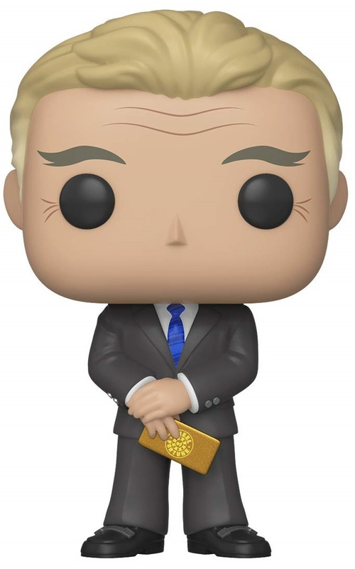 Wheel of Fortune - Pat Sajak Pop! Vinyl Figure