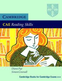CAE Reading Skills by Simon Greenall image