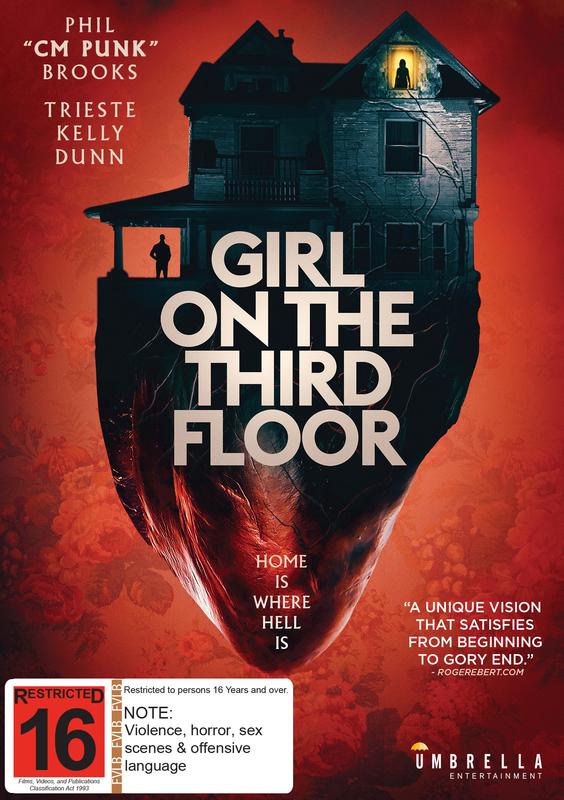 Girl On The Third Floor on DVD