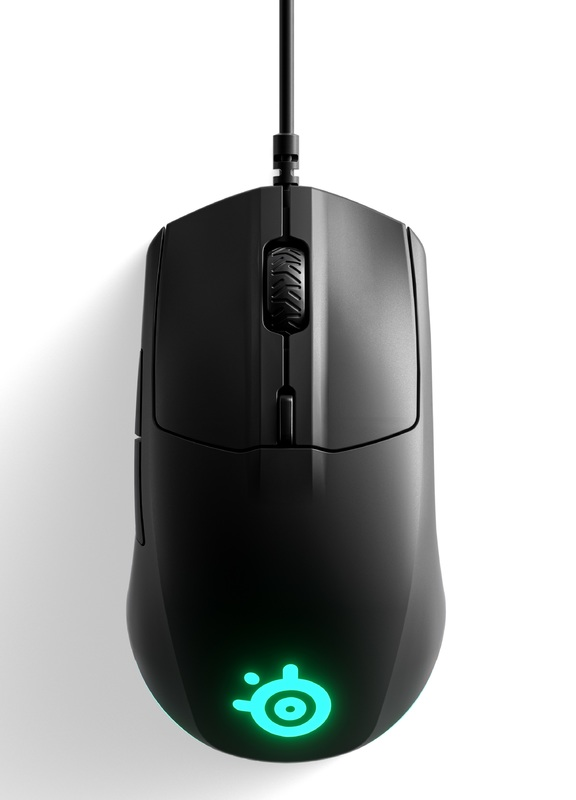 Steelseries Rival 3 Gaming Mouse for PC