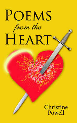 Poems from the Heart by Christine Powell image