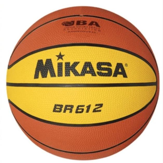 Mikasa BR612 Syn/Rub Basketball (Size 6 - Women)