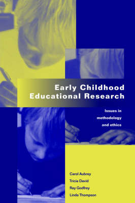 Early Childhood Educational Research by Carol Aubrey image