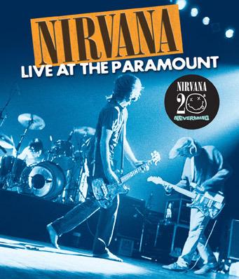 Nirvana - Live At The Paramount [20th Anniversary] image, Image 1 of 1