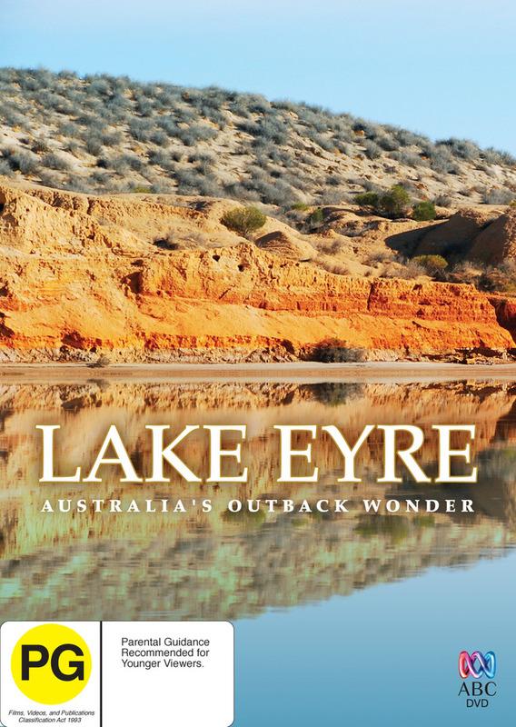 Lake Eyre on DVD