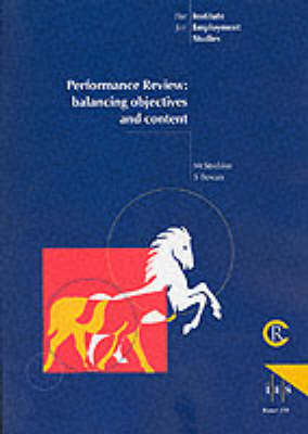 Performance Review by Marie Strebler