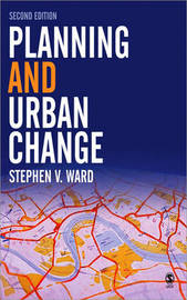 Planning and Urban Change by Stephen Ward image