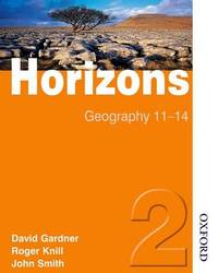 Horizons 2: Student Book by John Smith