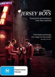 Jersey Boys on DVD