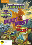 TMNT: Half Shell Heroes, Blast to The Past on DVD