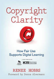 Copyright Clarity by Renee R. Hobbs image