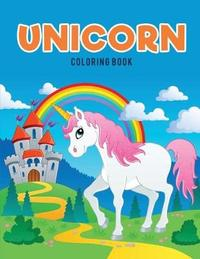Unicorn Coloring Book by Coloring Pages for Kids image