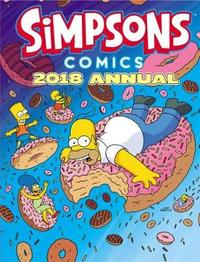The Simpsons - Annual 2018 by Matt Groening