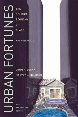 Urban Fortunes by John R. Logan image