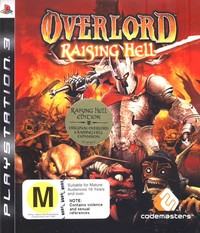 Overlord: Raising Hell for PS3