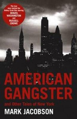 American Gangster by Mark Jacobson image