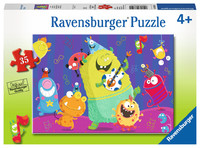 Ravensburger : Giggly Goblins Puzzle 35pc