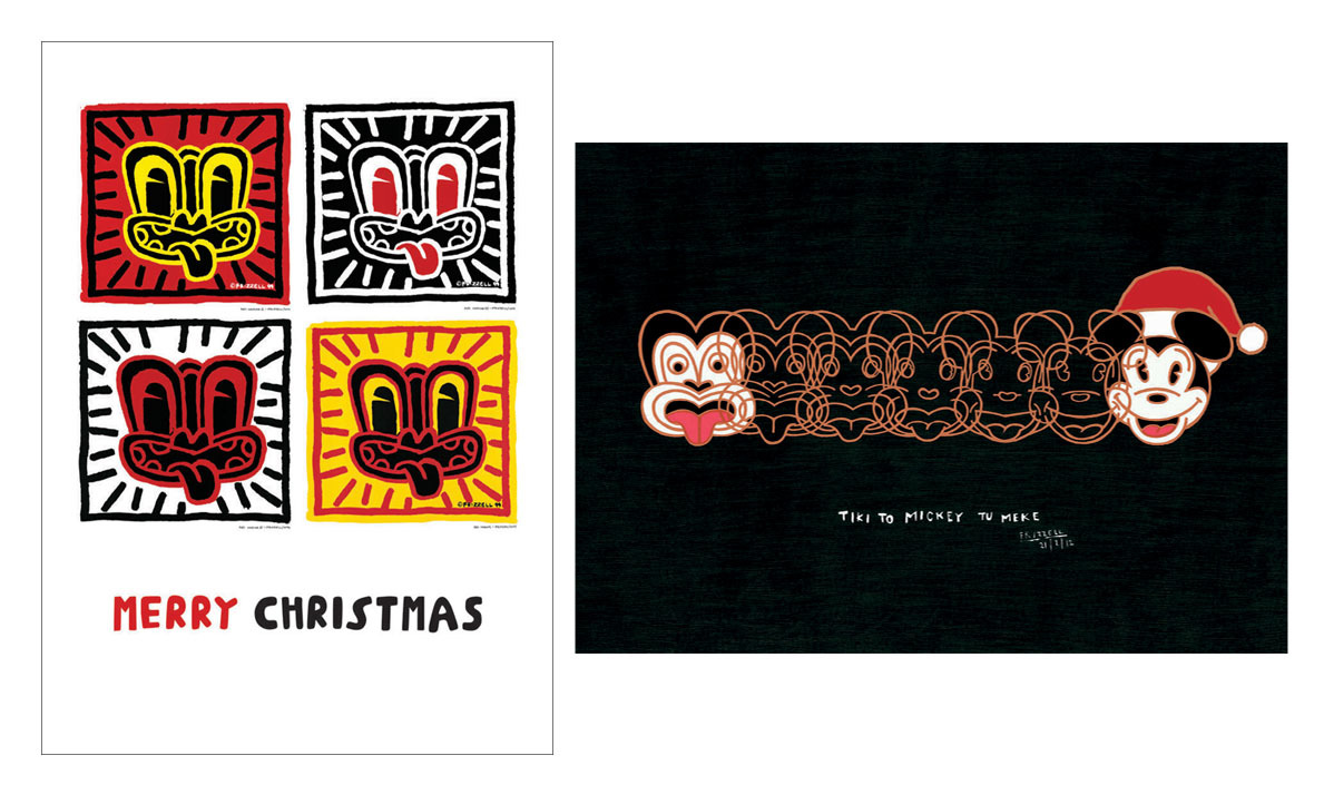 New Zealand Boxed Christmas Cards (12 Pack) image