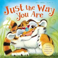 Just the Way You Are by Igloobooks image