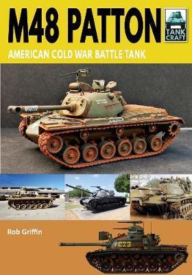 M48 Patton by Robert Griffin
