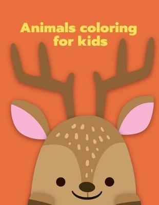 Animals Coloring for Kids by Harry Blackice