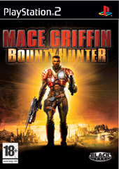 Mace Griffin: Bounty Hunter for PS2