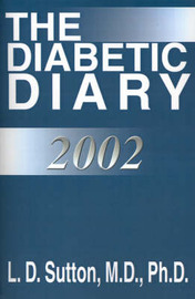 The Diabetic Diary by L. D. Sutton image