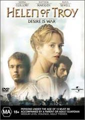 Helen Of Troy on DVD