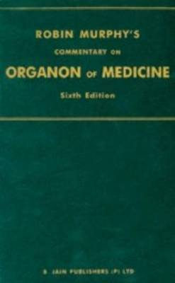 Hahneman's Organon of Medicine by Robin Murphy image