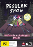 Regular Show - Mordecai + Margaret Pack on DVD