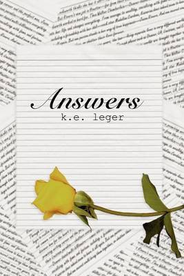 Answers by k.e. leger image