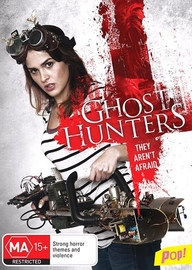Ghosthunters on DVD