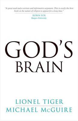 God's Brain by Lionel Tiger image
