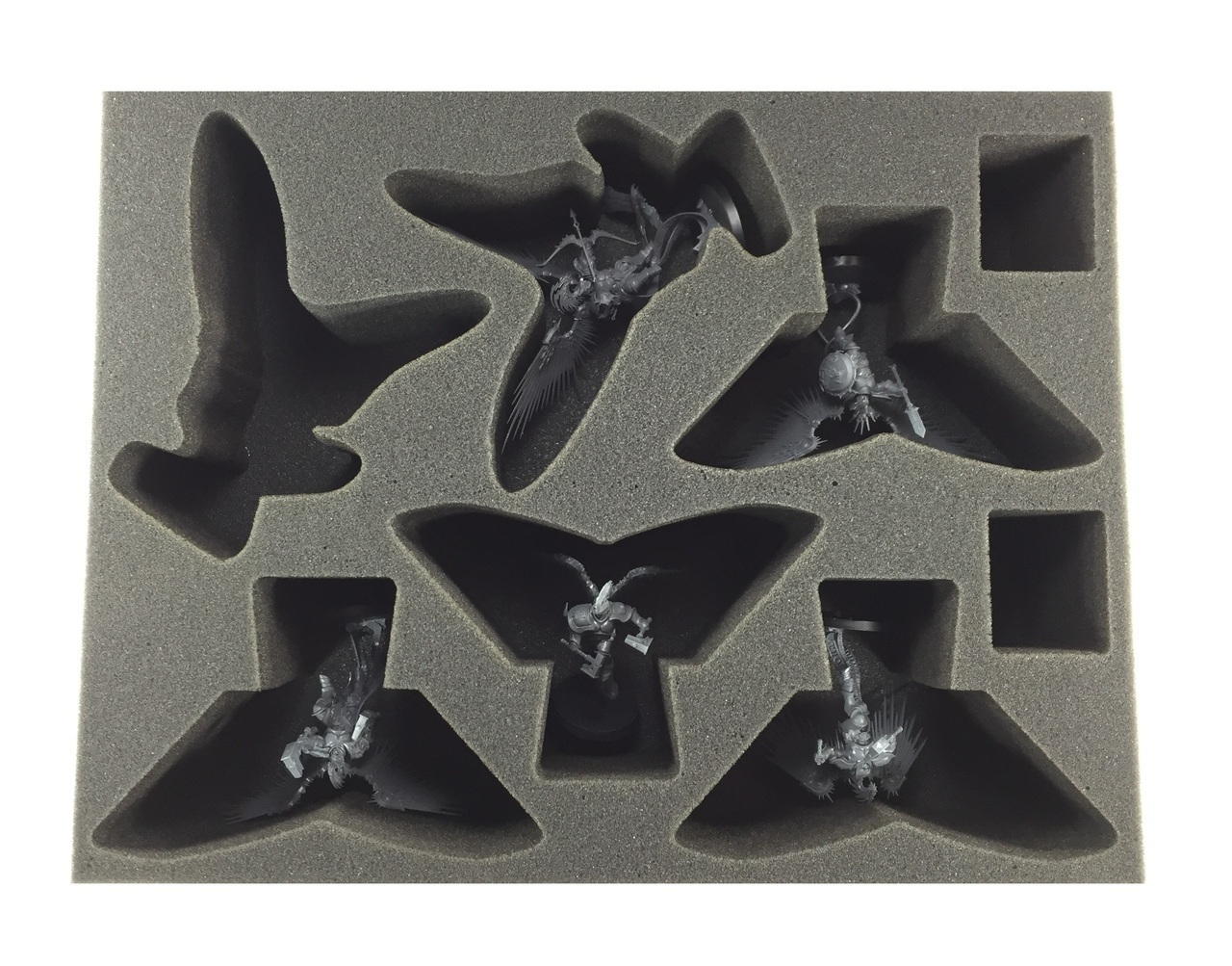 Battle Foam: Age of Sigmar - Stormcast Eternals Prosecutors & Character Foam Tray (BFL-3.5) image