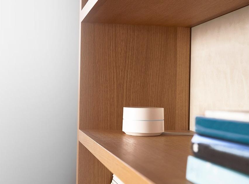 Google Wi-Fi Mesh Wi-Fi Point- Single image