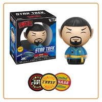 Star Trek - Spock Dorbz Vinyl Figure (with a chance for a Chase version!) image