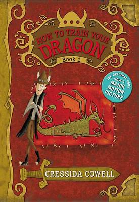 How to Train Your Dragon (How to Train Your Dragon #1) by Cressida Cowell image