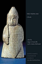 The Viking Age: A Reader by Angus A. Somerville image