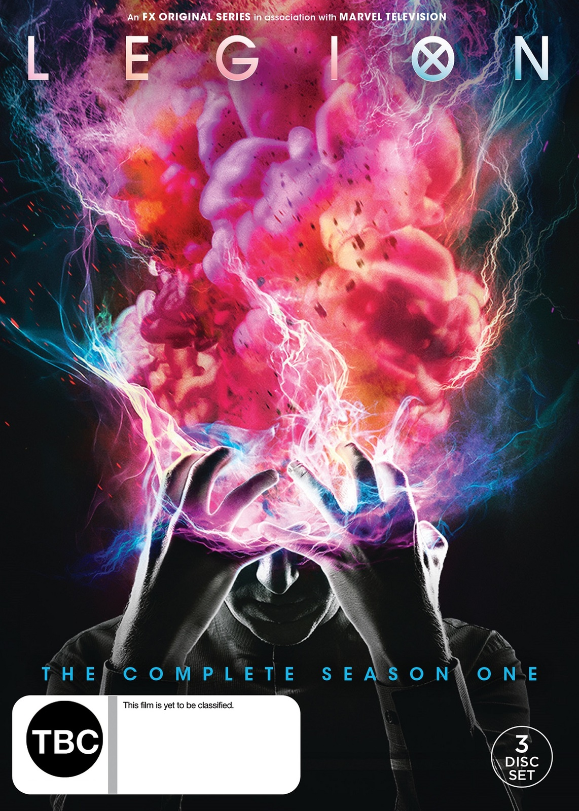 Legion - Season 1 on DVD image