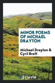 Minor Poems of Michael Drayton by Michael Drayton image