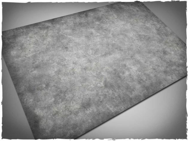 Deep Cut Studio: Concrete Neoprene Mat (6x4)
