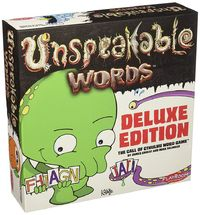 Unspeakable Words - Deluxe Edition image