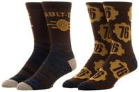 Fallout: Fallout 2 - Men's Crew Socks (2-Pack)