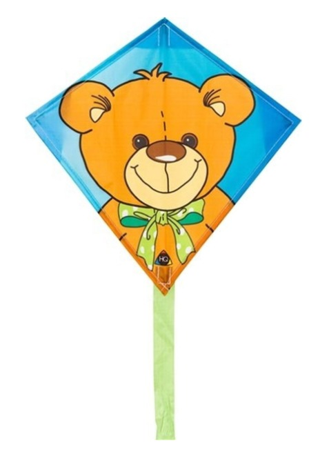 "HQ Kite: Eddy Teddy - 12"" Mini Kite"