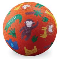 "Crocodile Creek: 5"" Playground Ball - Jungle"