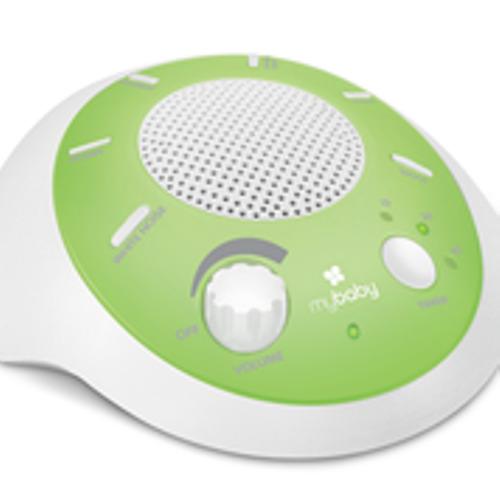 MyBaby: Sound Spa Glow - Portable